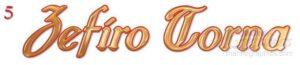Zefiro Torna boat lettering