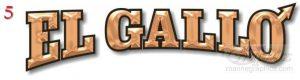 El Gallo boat name