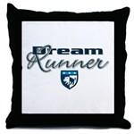 boat name throw pillow - Throw Pillow
