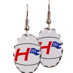 h20 ovalearrings 300x300 - Oval Earrings
