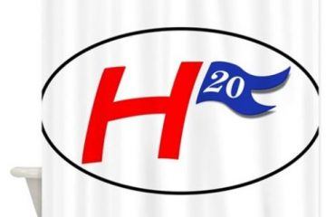 h20 showercurtain 360x240 - Yes! We print on shower curtains.