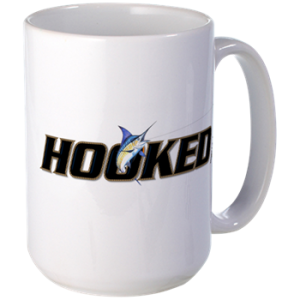 Large Coffee Mug with boat name