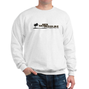Mens Crew Sweatshirt with boat name