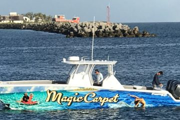 Magic Carpet in Nassau