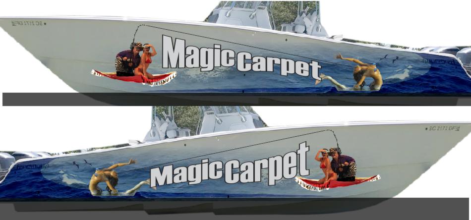 starboardport1 - Magic Carpet