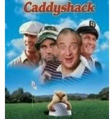 Caddyshack cover art